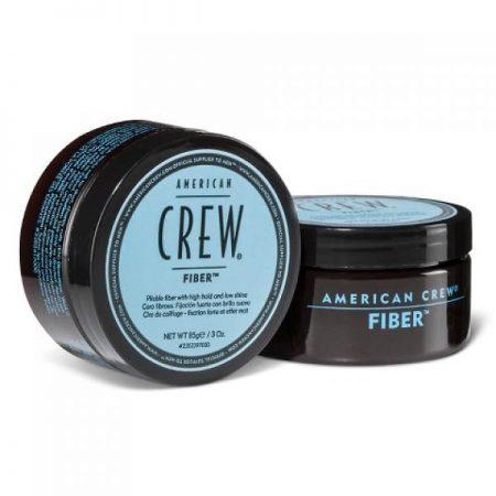 Plaukų formavimo pasta vyrams American Crew Fiber 85 g